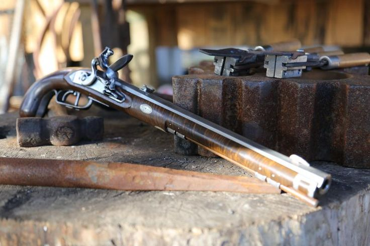 Pin on Gunpowder and Lead