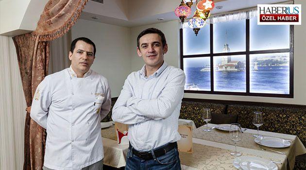 """Türk restoranı """"Konak"""" yeni yüzüyle hizmete girdi http://haberrus.com/life/2015/07/03/turk-restorani-konak-y.html"""