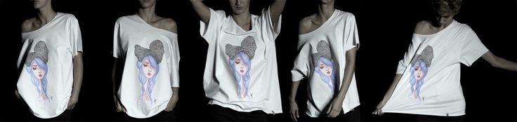 OPS! print on t-shirt 100% cotton for sale at  https://www.etsy.com/shop/bynaja www.facebook.com/bynaja