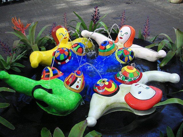 1000 images about le jardin des tarots on pinterest gardens videos and artist art - Jardin niki de saint phalle ...