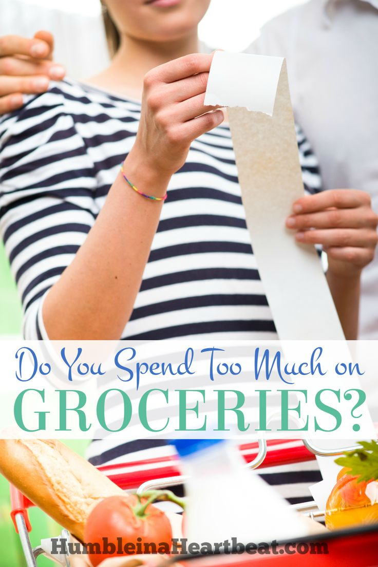 It's useless to compare your grocery budget with another family's. You need to go through these six crucial steps to find your own family's unique grocery budget. Your budget amount will continue to evolve through the seasons of life!