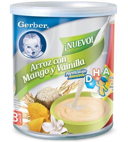 Gerber, sin lograr que bebés mexicanos coman más papilla http://wp.me/pRg3s-Np