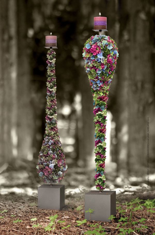 Amazing creation by Kokkinos Flowers See more http://bit.ly/lampades-gamou