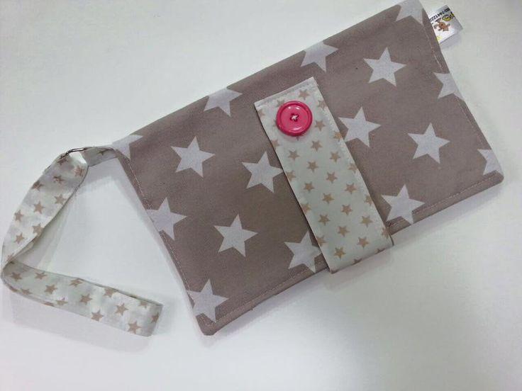 Stars Diaper Pouch by Bilbuli