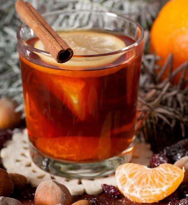 Red Hot Cinnamon Candy Tea | 19 Hot Tea Recipes To Beat The Cold Weather | https://homemaderecipes.com/hot-tea-recipes/
