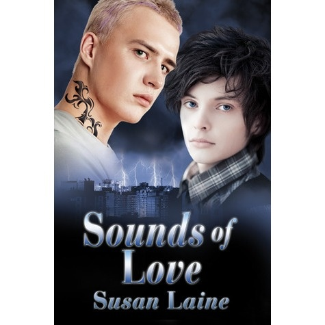 Sounds of Love by Susan Laine - Police officer Jordan Waters is recovering from a shooting by moving to a new apartment in a new town and taking a new job. In other words, he's lonely. Police volunteer Sebastian Sumner may be deaf, but his spirit, openness, and sense of humor give him the strength to get through anything—even the emotional defenses of Jordan Waters.