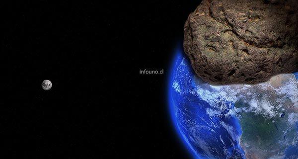 (adsbygoogle = window.adsbygoogle || []).push();   Un asteroide del tamaño de un Boeing 737 'rozó' hace una semanala órbita de la Tierra a una distancia de tan solo un tercio de la que separa a nuestroplaneta de la Luna, pero los astrónomos lo detectaron solo tres...