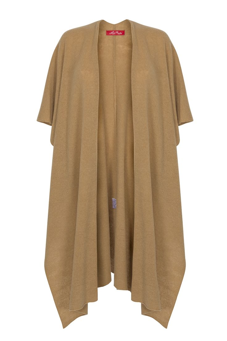 Louise Rawlins Brown Sugar Blanket Shawl from Spring 2015 Collection. €299 on www.louiserawlins.ie