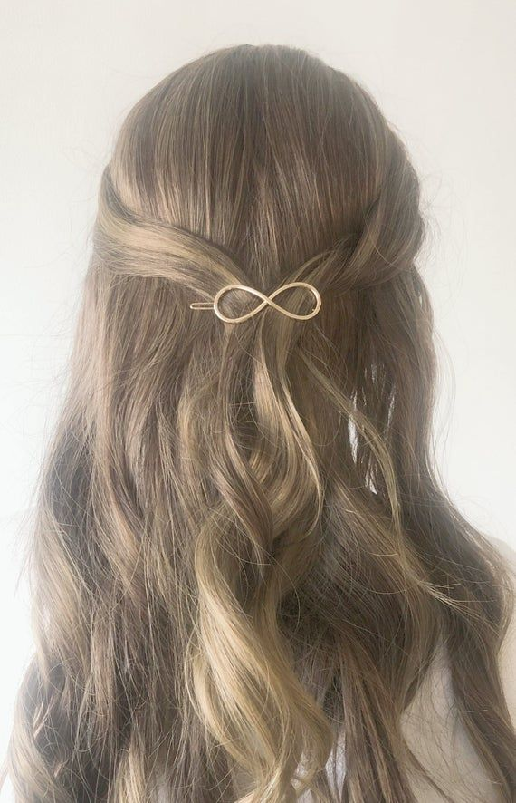 Geometric Minimalist hair clip Bohemian hair clip Circle Vintage hair clip Trendy stylish hair clip Fun numerical Simple everyday hair clip