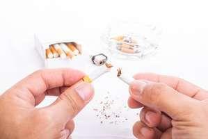 Além de afetar as células da mucosa da boca, o tabaco diminui a capacidade de defesa, deixando-a mais sujeita à ação de agentes agressores. Com isso a cavidade oral fica mais suscetível a doenças periodontais e até mesmo o câncer bucal Foto: Shutterstock