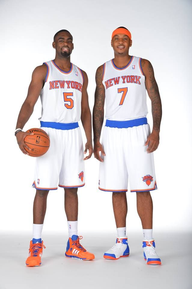 Hardaway and Anthony. Find this Pin and more on NEW YORK KNICKS ...