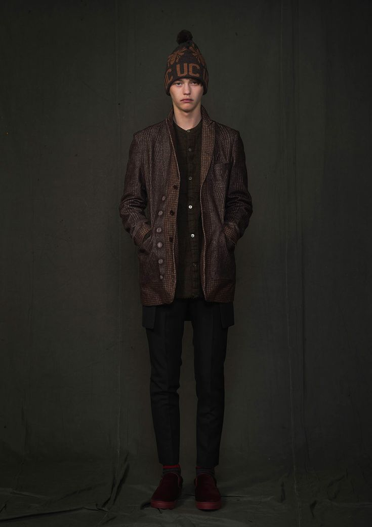 2014AW MENS   COLLECTIONS   UNDERCOVER
