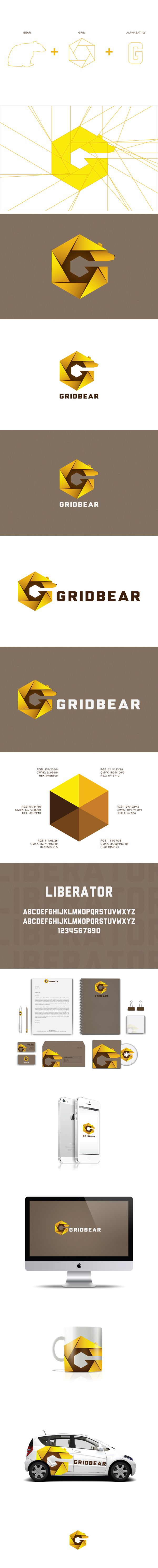 * GridBear Visual Identity by www.BlickeDeeler.de | Visit our website: www.blickedeeler.de/leistungen/corporate-design