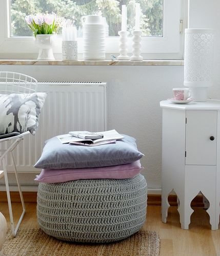 Spring in here! by decor8, via Flickr