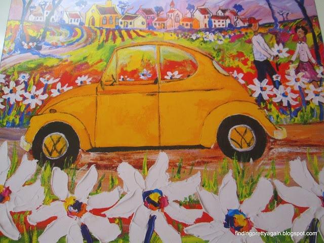 Painter:Portchie Stellenbosch SA