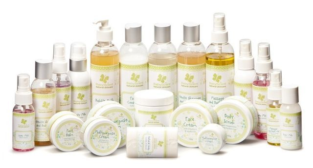 BabysScent natural skincare products