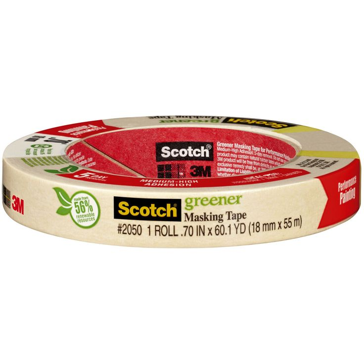 Masking Tape General Purpose 3 4x 60yd Masking Tape Tape Painters Tape