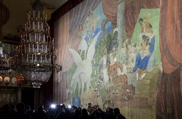 """#TRENDS: #PICASSOPARADE """"Picasso-Parade. Napoli 1917"""": un'esposizione da non perdere assolutamente! Dal 10 aprile al 10 luglio, la mostra sarà articolata tra #Capodimonte e l'Antiquarium di #Pompei, e celebrerà i 100 anni dal viaggio in Italia del maestro spagnolo. #FondazioneDinoZoli #picasso #artecontemporanea #mostra #art #arte #artist #artoftheday #artsy #capodimonte"""