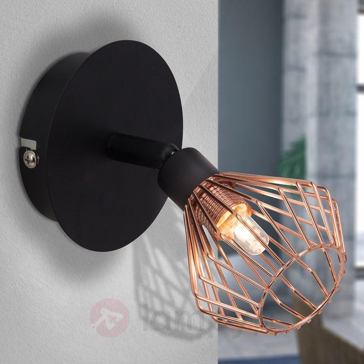 Stylowa lampa ścienna Dalma 1509095