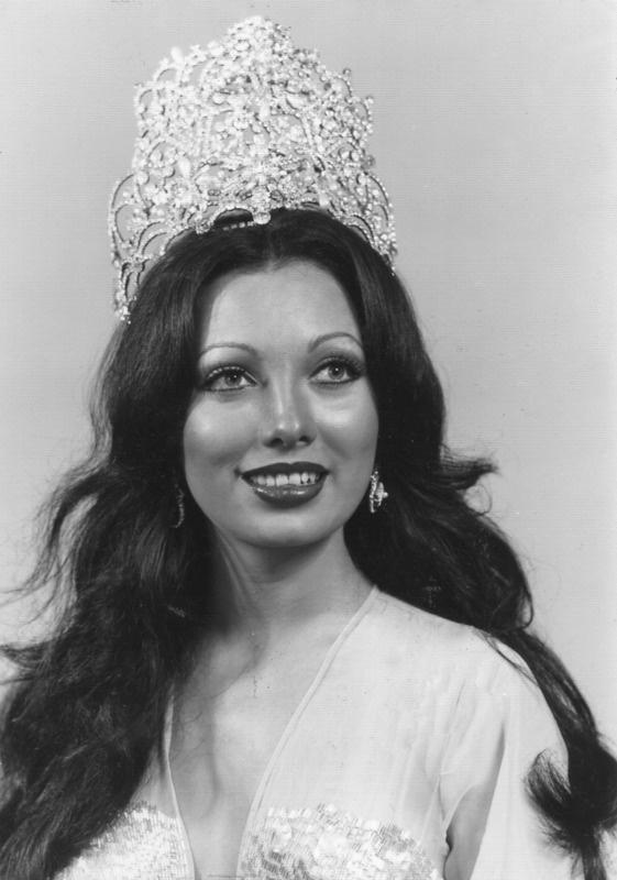 Miss Venezuela 1974 Neyla Moronta Sangronis