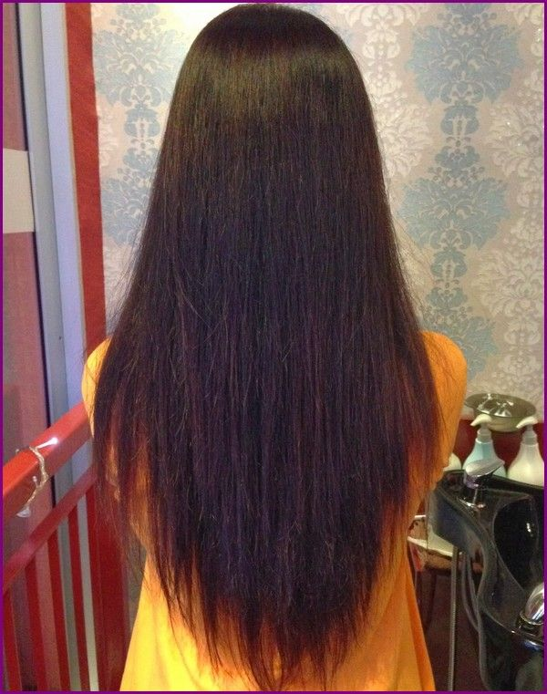 Is Japanese Hair Straightening Bad For Your Hair //  #Hair #Japanese #Straightening