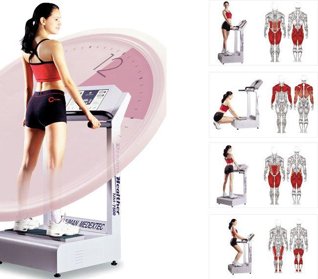 Vibrační cvičení - Medical Institut