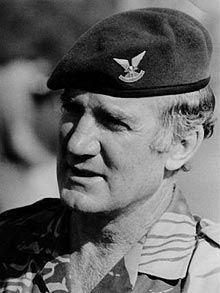 lieutenant colonel ron reid-daly - selous scouts