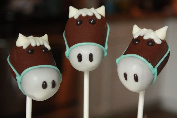 Saddle up! Whether youre celebrating with a BIG O hoe down or just adding some cute elements to that cowboy/cowgirl party....what better choice