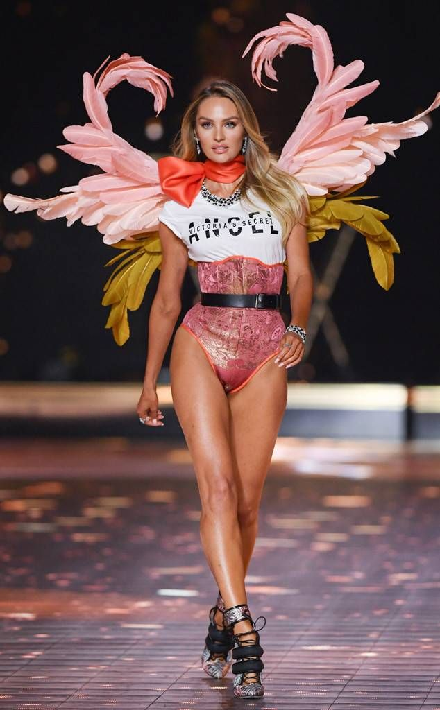 f1cda281527 Candice Swanepoel from See All the Looks From the Victoria s Secret Fashion  Show 2018