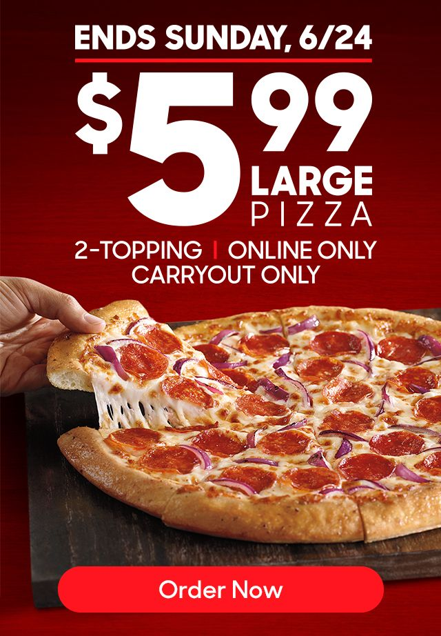 Good Deal Https Www Pizzahut Com Index Php Large Pizza Pizza