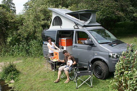 VW Bus Terock – Rockig campen - Bilder - News