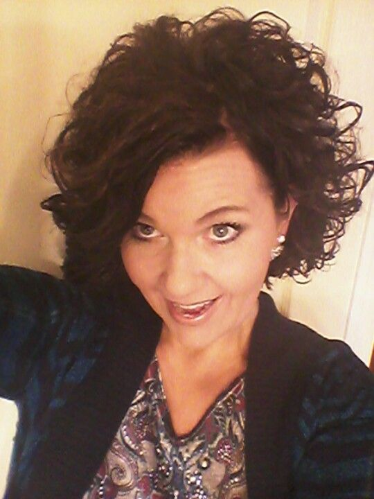 Short Curly Wavy Pictures to Pin on Pinterest - TattoosKid