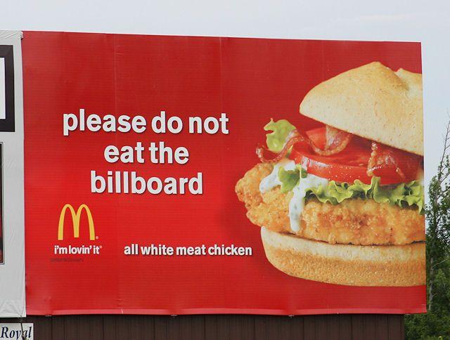 Mcdonalds Bandwagon Ads McDonalds - Ple...