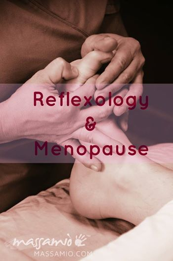 #Reflexology and menopause