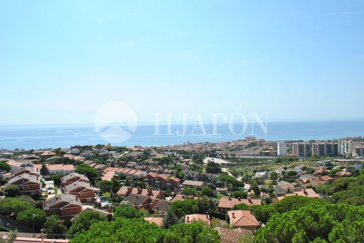 For sale in the town of Teià, which is located on the coast of Barcelona, is a spectacular, luxury estate