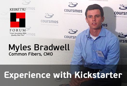 """Micro-course """"Experience with Kickstarter"""" by Myles Bradwell https://coursmos.com/course/experience-with-kickstarter #Business @Coursmos Courses"""