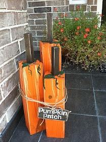 4x4 Pumpkin Patch