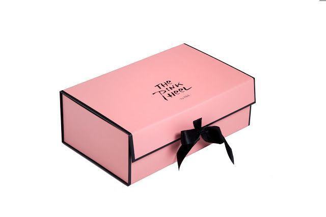 Lovely packaging by @thepinkheel_rb for their NON-STOP #shoes!! http://notrendsjustfashion.blogspot.com/2013/10/the-pink-heels.html