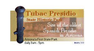 Tubac Presidio State Historical Park...Tubac, Arizona