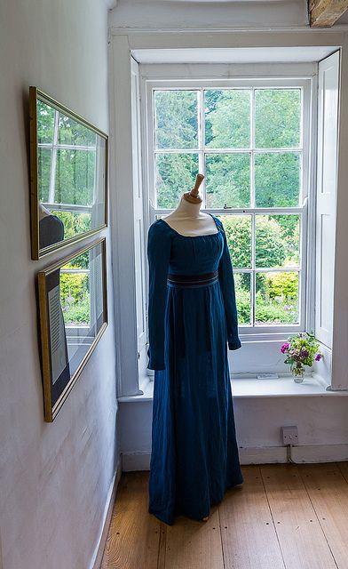 Risultati immagini per jane austen chawton window