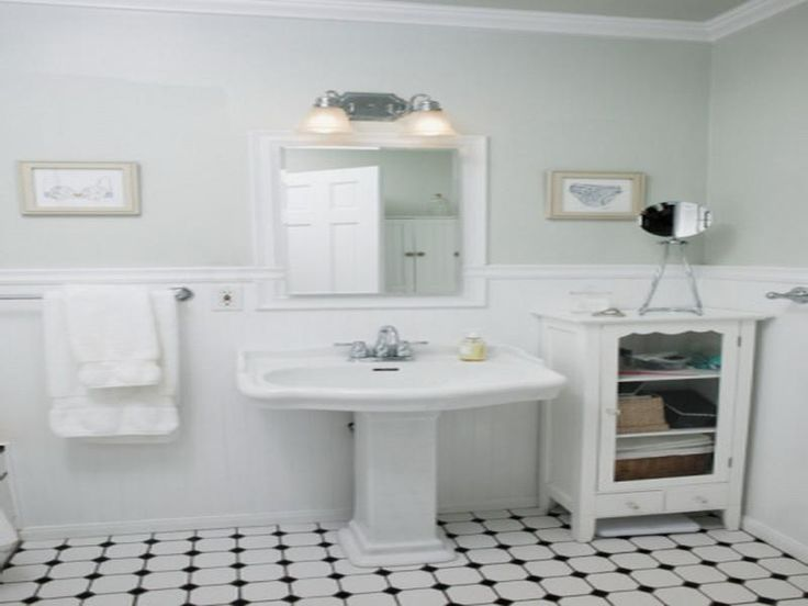 22 Best Images About Vintage Tile Bathroom On Pinterest: classic bathroom designs small bathrooms