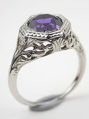 amethyst: Shiny Stuff, Amethysts Rings, Antiques Jewelry, Amethysts Antiques, Design Handbags, Gemstone Jewelry, Design Bags, Antiques Engagement Rings, Amethysts Mi Birthstones