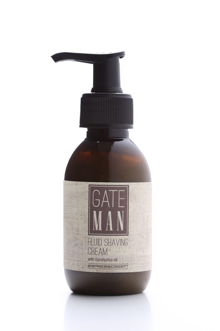 Флюид для бритья, 150 мл Флюид-крем для бритья - средство, которое расслабляет кожу и смягчает волосы, благодаря этому упрощается процедура бритья. Идеально подходит для всех типов бороды и для очень чувствительной кожи. Флюид для бритья увлажняет, смягчает, питает, тонизирует кожу и уменьшает раздражение кожи после бритья.  Подходит для гладкого бритья и для выбривания отдельных четких элементов (бородка, усы). Также подходит для бритья головы.  #gateman #emmebi