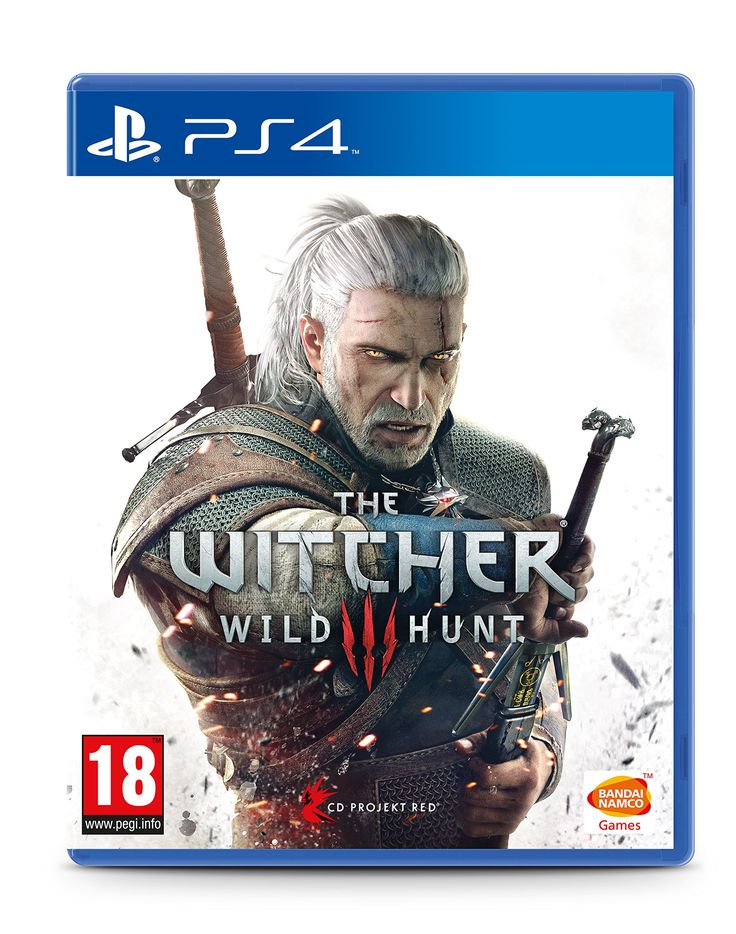 The Witcher 3: Wild Hunt (PS4):Amazon.co.uk:PC & Video Games