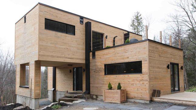 une première maison container écologique http://www.casatv.ca/immobilier/une-premiere-maison-conteneur-ecologique