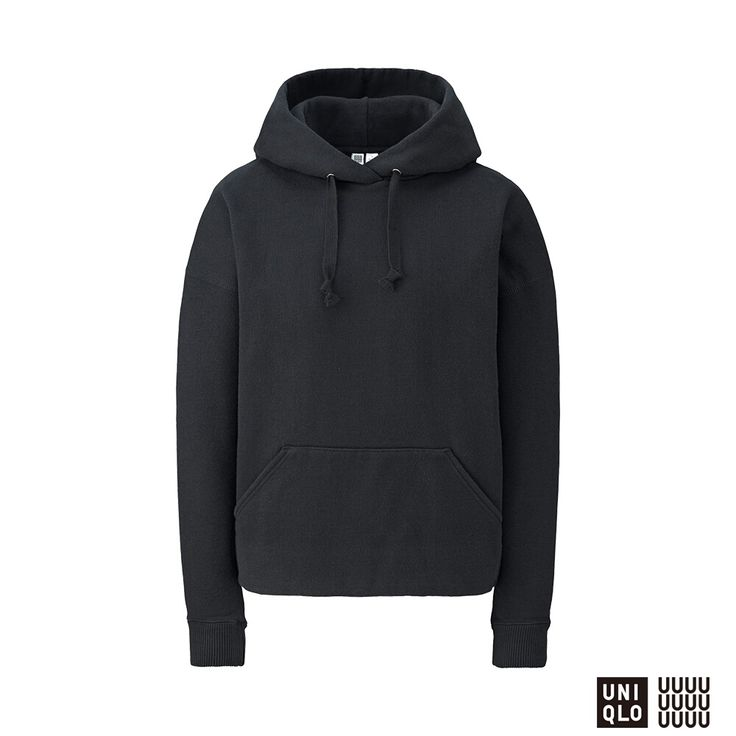 WOMEN Uniqlo U Sweat L/S Pullover Hoodie