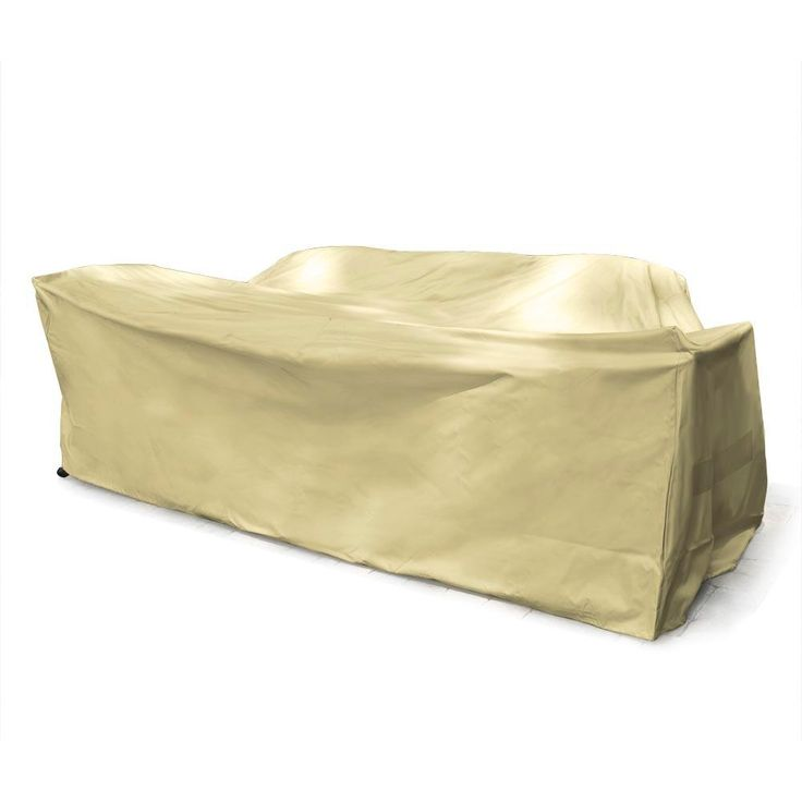 This Mr. BBQ Patio Deep Seating Cover Features Weatherproof Eco Friendly  Construction Without The