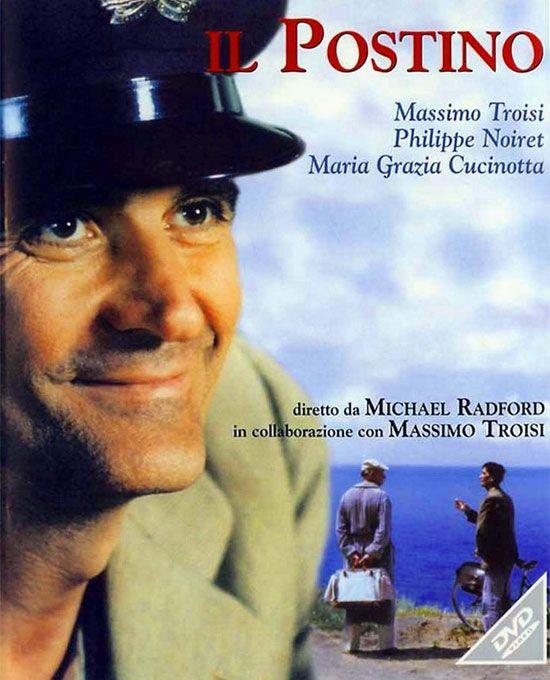 Mario: Don Pablo, vi devo parlare, è importante... Mi sono innamorato! Pablo Neruda: Ah, meno male! Non è grave, c'è rimedio. Mario: No, no! Che rimedio… Io voglio stare malato.
