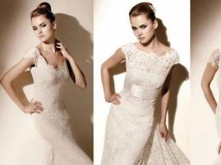 Vestiti da sposa in pizzo Valentino Sposa 2010