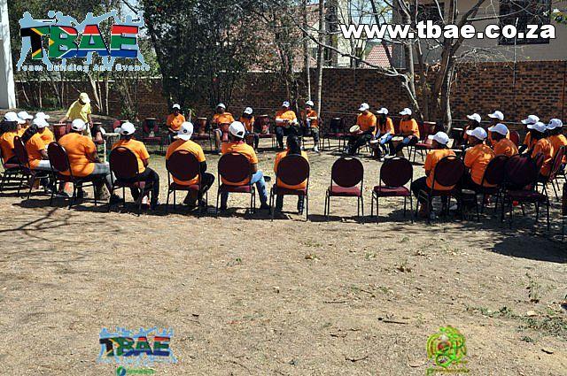 Drumming Team Building Activity